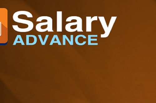 Salary advance for civil servants and other salary earners